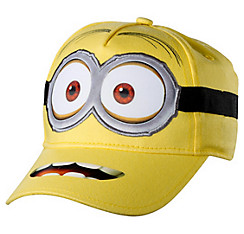 Child Despicable Me 2 Minion Dave Baseball Hat