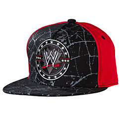 WWE Logo Baseball Hat