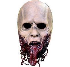 Jawless Zombie Mask - The Walking Dead