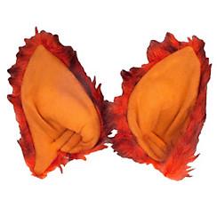 Oversized Red Fox Ears