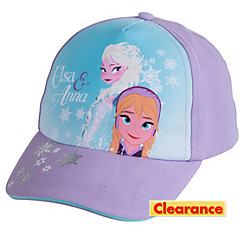 Child Purple Frozen Baseball Hat