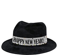 New Year's Fedora