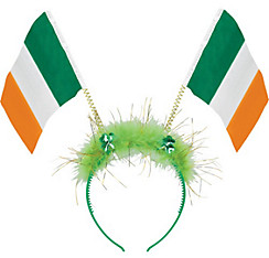 St. Patrick's Day Irish Flag Head Bopper