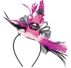 Princess Party Hat Headband