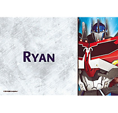 Transformers Core Custom Thank You Note