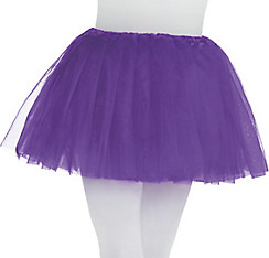 Child Purple Tutu