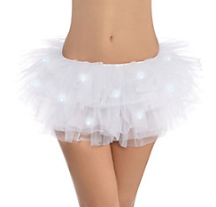 Light-Up White Tutu