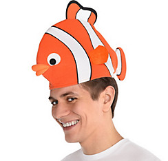 Cute Clownfish Hat