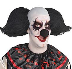 Black Clown Wig - Freak Show
