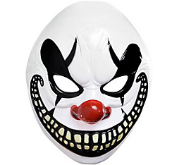 Scary Clown Mask - Freak Show