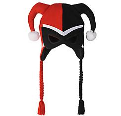 Harley Quinn Mask Peruvian Hat - Batman
