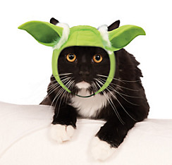 Yoda Ears Cat Hat - Star Wars