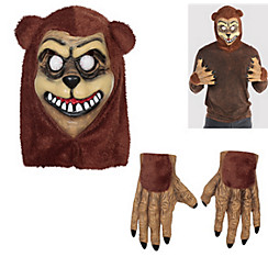 Evil Bear Mask & Hands