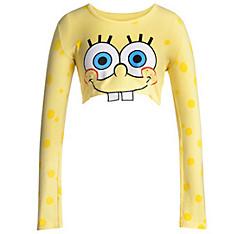 SpongeBob Crop Top