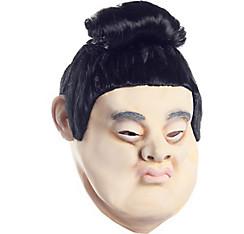 Sumo Wrestler Mask