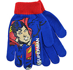 Child Superman Gloves