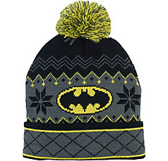 Christmas Batman Beanie