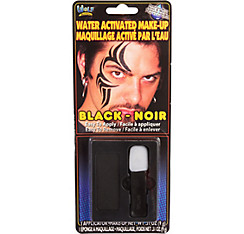 Water-Based Black Face Paint Makeup