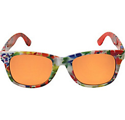 Colorful Floral Sunglasses
