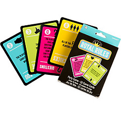 Royalty Rules Card Game