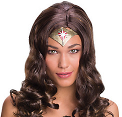 Wonder Woman Wig - Batman v Superman: Dawn of Justice