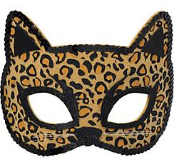 Child Leopard Mask