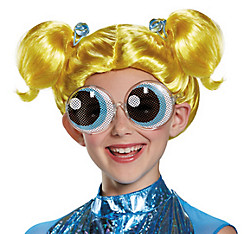 Child Bubbles Wig - Powerpuff Girls
