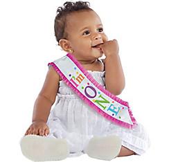 I'm One 1st Birthday Sash