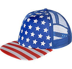 Patriotic Baseball Hat