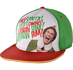 Buddy the Elf Baseball Hat