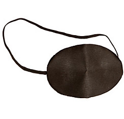 Pirate Silk Eye Patch