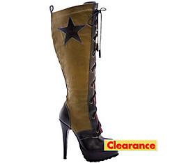 Sexy Militia Boots
