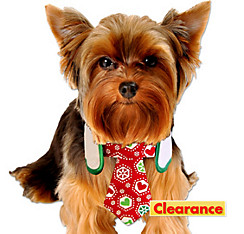 Christmas Dog Holiday Necktie
