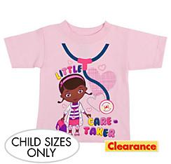 Little Caretaker Doc McStuffins T-Shirt