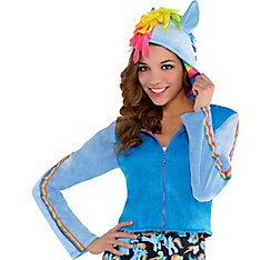 Rainbow Dash Hoodie - My Little Pony