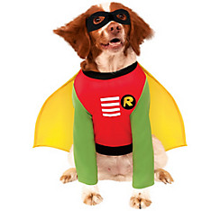 Robin Dog Costume - Teen Titans