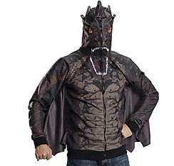 Smaug Dragon Zip-Up Hoodie - The Hobbit
