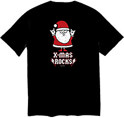 X-Mas Rocks T-Shirt