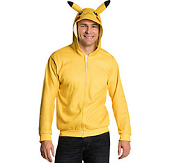 Pikachu Zip-Up Hoodie - Pokemon