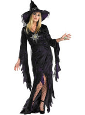 Adult Sorceress Costume