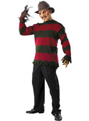 Adult Freddy Krueger Sweater Deluxe