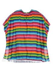 Adult Multicolor Fiesta Serape