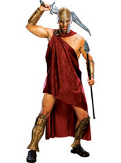 Adult Spartan Costume Deluxe - 300