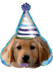 Happy Birthday Balloon - Party Pups