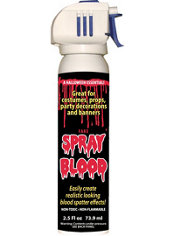 Spray Fake Blood 2.5oz