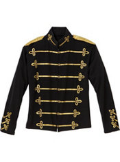 Adult Michael Jackson Black Jacket
