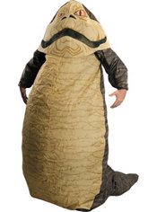Adult Jabba The Hutt Costume - Star Wars