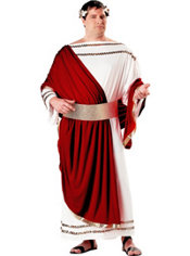 Adult Hail Caesar Costume Plus Size