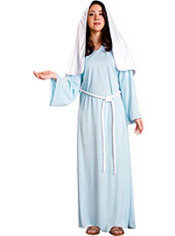 Adult Lady Faith Mary Costume