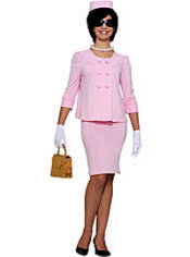 Adult Pink First Lady Costume